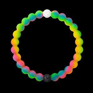NWOT make a wish rainbow lokai - M
